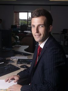 Chris Hoadley, So Legal Conveyancing Executive, Freehold and Leasehold Sales & Purchases Lawyer